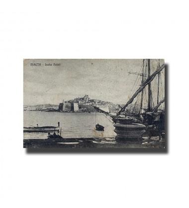 Malta Postcard - Isola Point New Unused